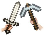 f499_minecraft_foam_sword_pickaxe